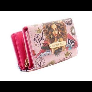 Roxanna Wallet From Nicole Lee